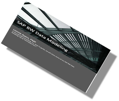 SAP BW Data Modeling