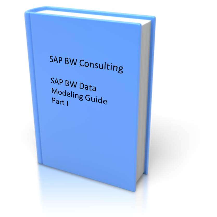 SAP BW, Data Modeling, Business Intelligence, BOBJ