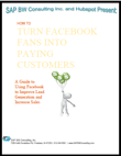 Turn Facebook Fans Into Paying Customers