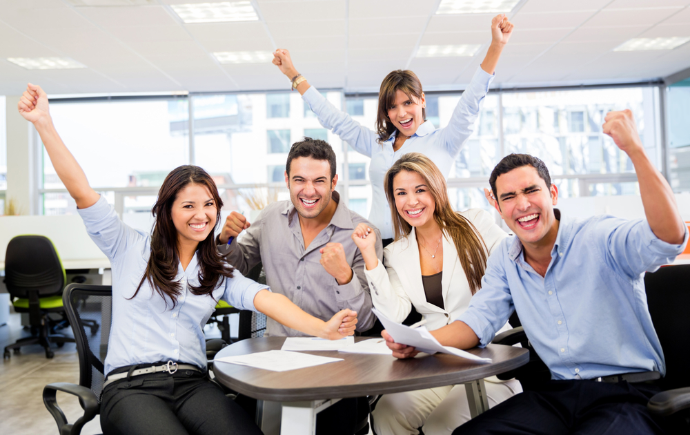Aligned Sales and Marketing Teams